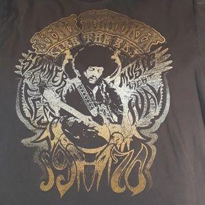 JIMI HENDRIX  Tshirt Sz. Large